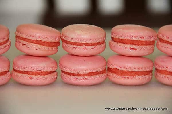 Basic French Macarons Sweet Amp Savory By Shinee