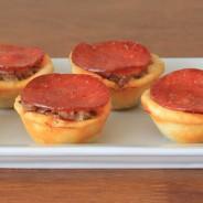 Mini Pizza Tartlets-3
