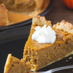 Pumpkin Mousse Pie-3