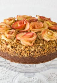 Hazelnut Crumb Coffee Cake-1