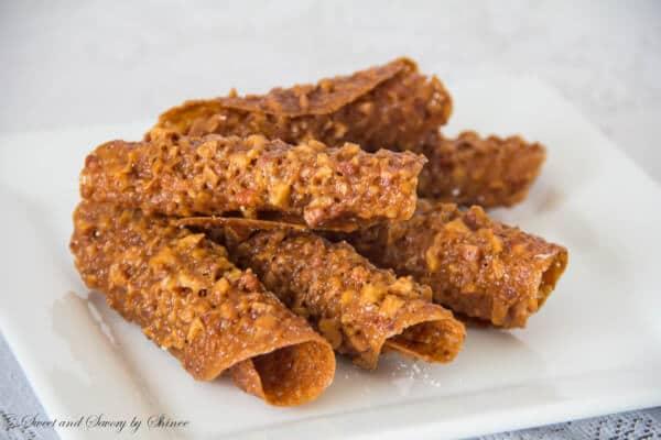 Crunchy Pecan Cookies Recipes — Dishmaps