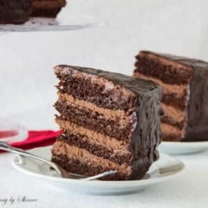 Chocolate Cake-2