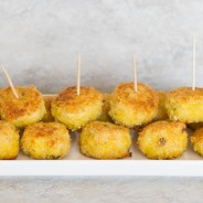 Parmesan Crusted Chicken Meatballs-5