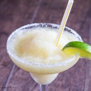 Frozen Beer Margarita