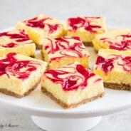 Lemon Raspberry Cheesecake Bars-1