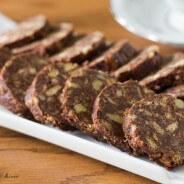 No-Bake Chocolate Salami Cookies-1