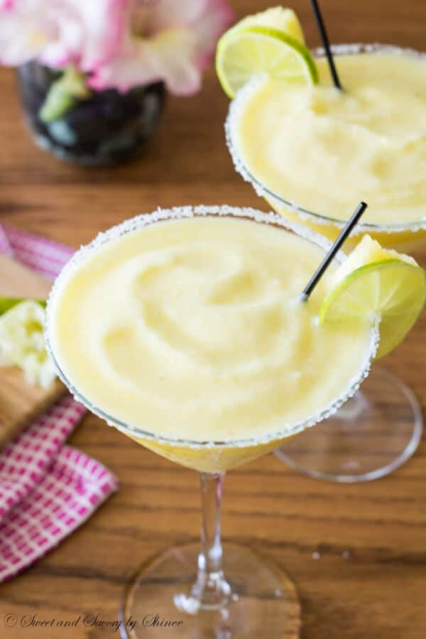 What is perfect margarita for you? For me, the perfect margarita has ...