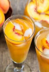 Peach Iced Tea-4