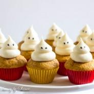 Mini Pumpkin Cupcakes-3