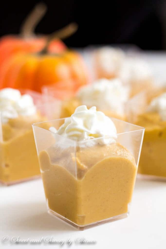 Pumpkin Pudding ~Sweet & Savory by Shinee
