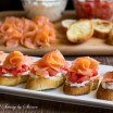 Smoked Salmon Crostini-2