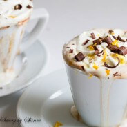Orange Hot Chocolate-7