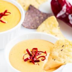 Red Chili Queso Dip-4