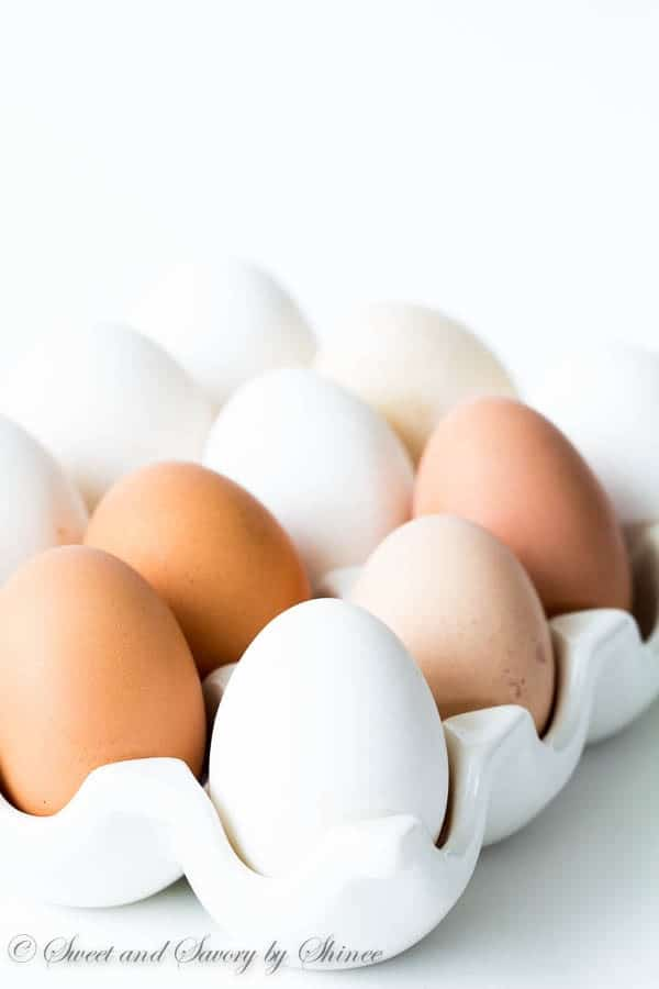 Secrets to perfect hard-cooked farm fresh eggs