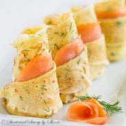 Dill Crepes w-Smoked Salmon-2