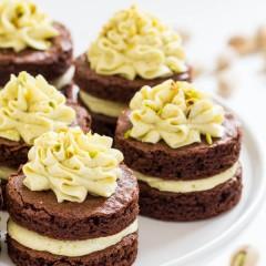 Mini Chocolate Layer Cakes-2
