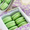 Pistachio Macarons-2