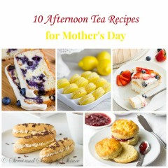 Afternoon Tea Recipes- Square