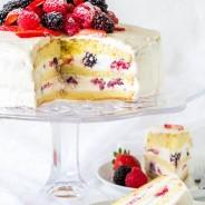 Berry Chantilly Cake-5