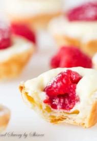 Lemon Raspberry Tartlets-3