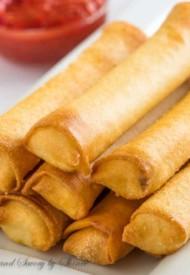 3-Ingredient Mozzarella Sticks-1