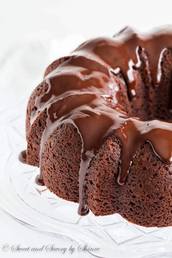 Chocolate Stout Bundt Cake Recipe