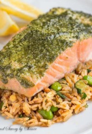 The Best Baked Salmon-1