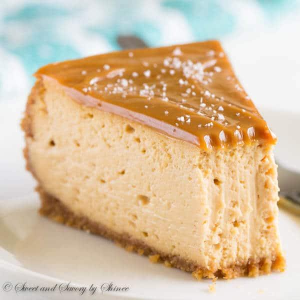 Duclede Leche Cheese Cake