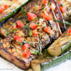 Lime Basil Grilled Swordfish-4