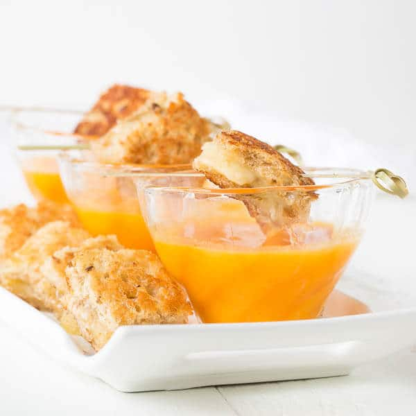 Velvety Smooth 5-Ingredient Butternut Squash Soup ~Sweet & Savory by ...
