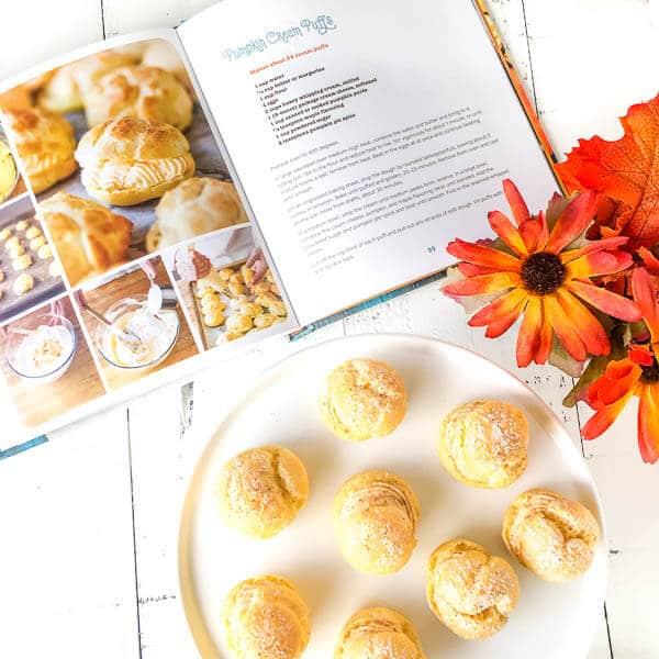 pumpkin-cream-puffs-from-pumpkin-it-up-cookbook