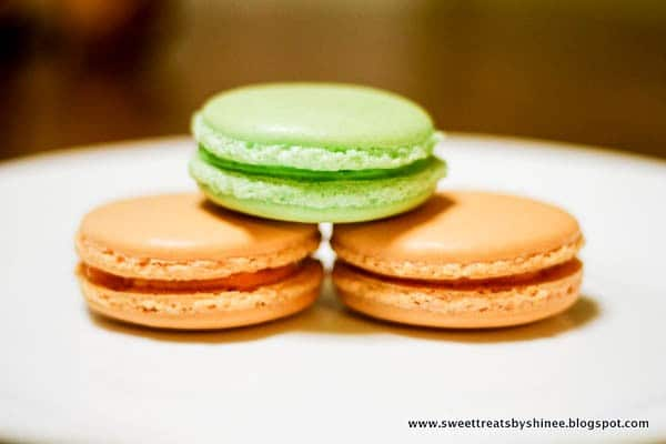 Basic French Macarons -perfect for beginners.
