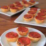 Mini Pizza Tartlets