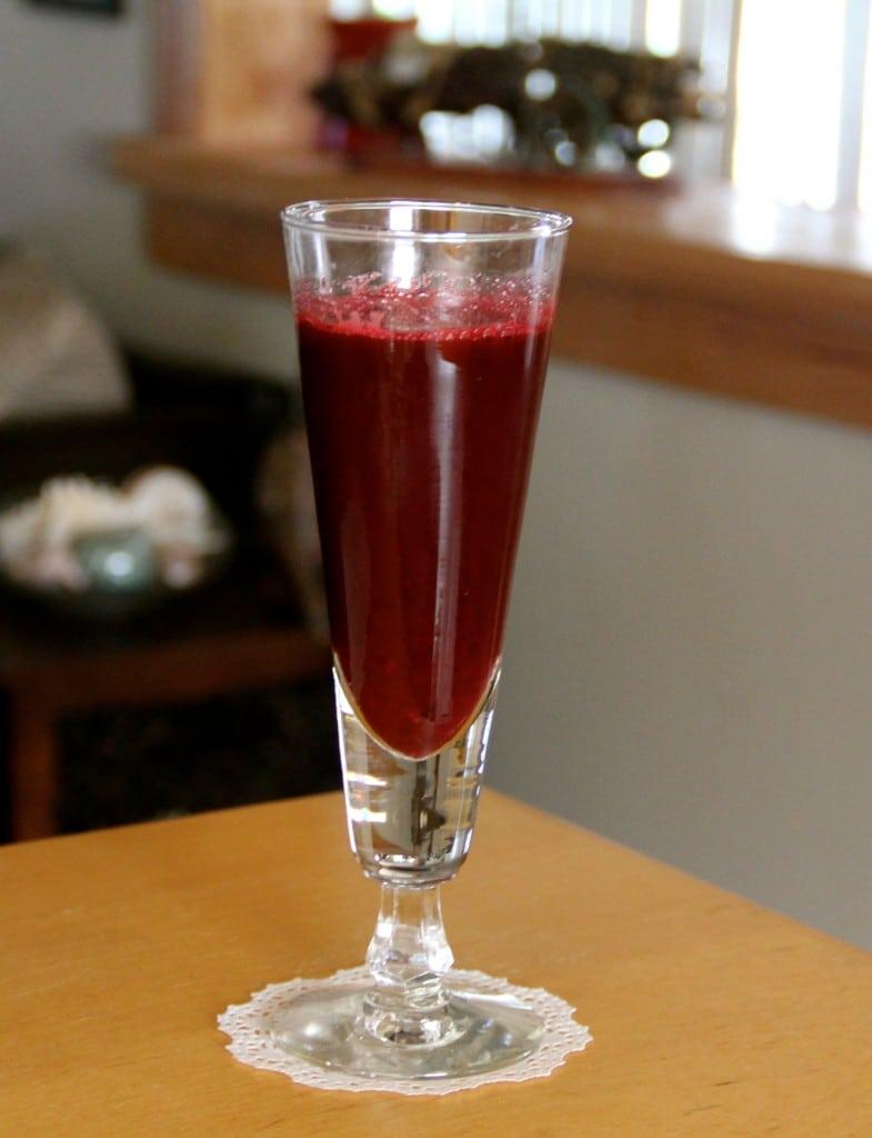Fresh juicing: ABC Juice