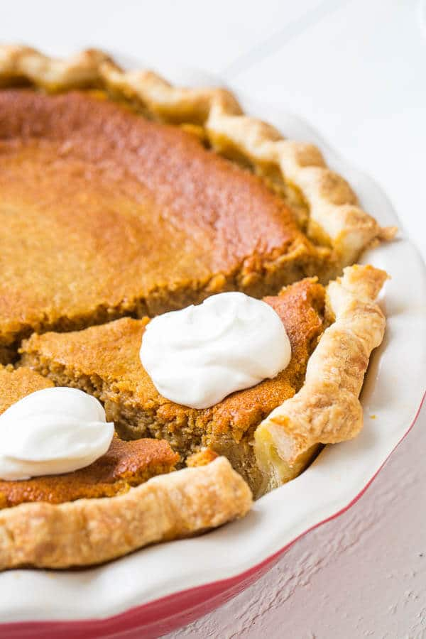 How to make perfect all-butter pie crust from scratch...