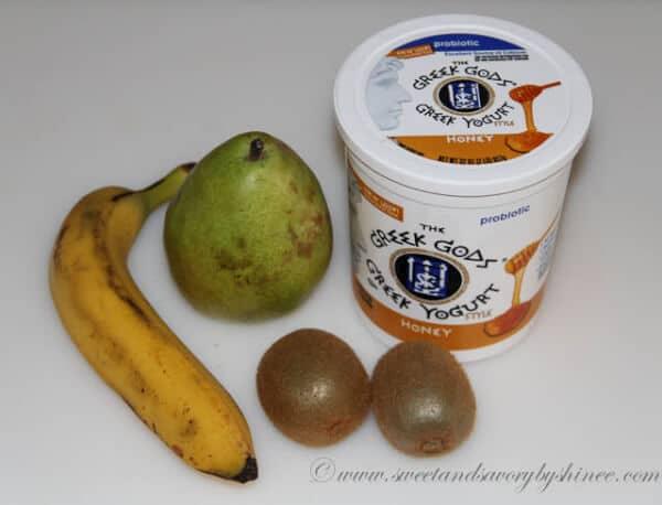 Pear Kiwi Smoothie1