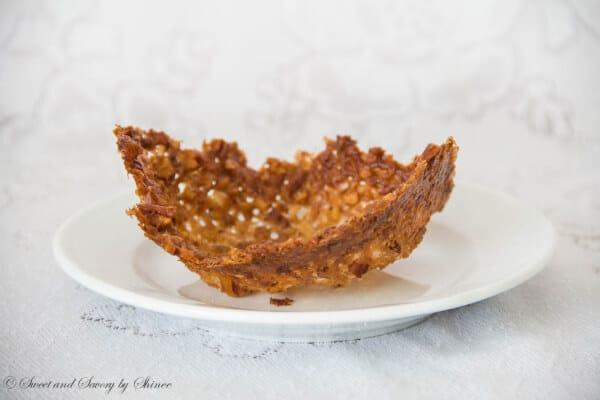 Pecan Lace Cookies