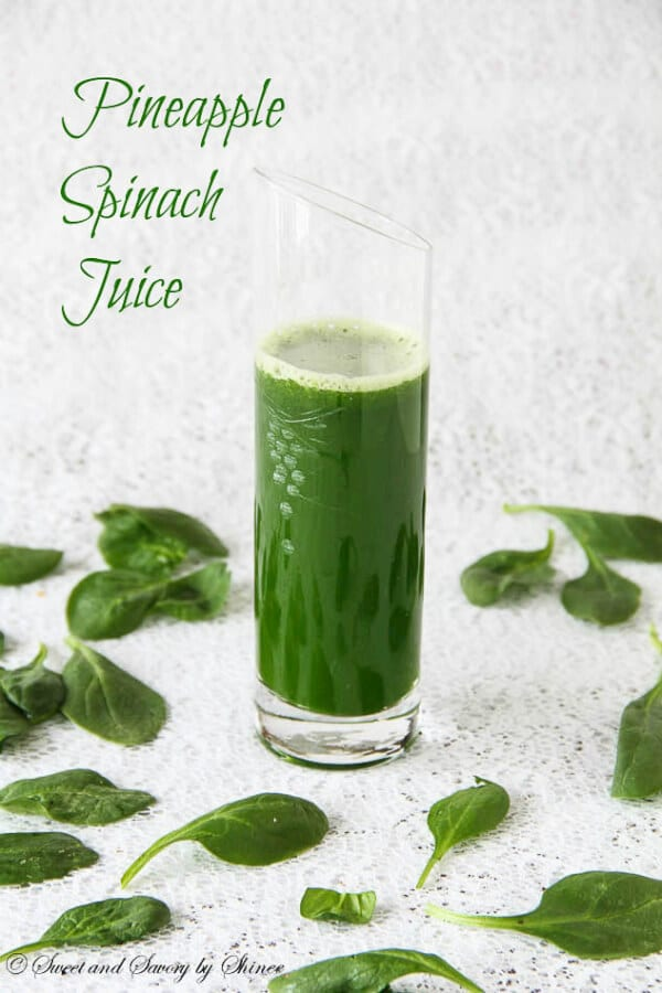 Subtle, yet refreshing green juice packed with Vitamin A, iron and other terrific antioxidants.
