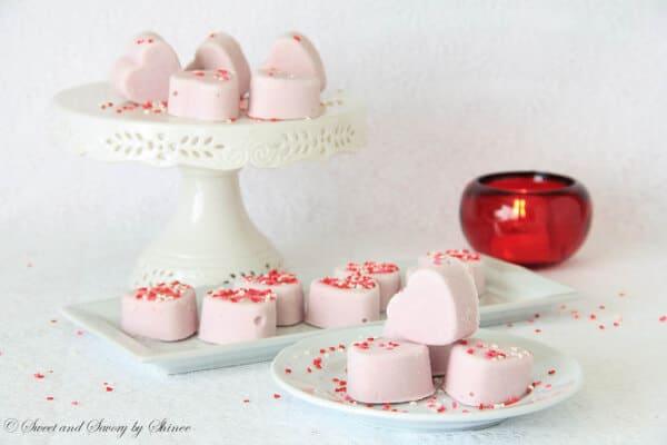 Pomegranate Frozen Yogurt-5
