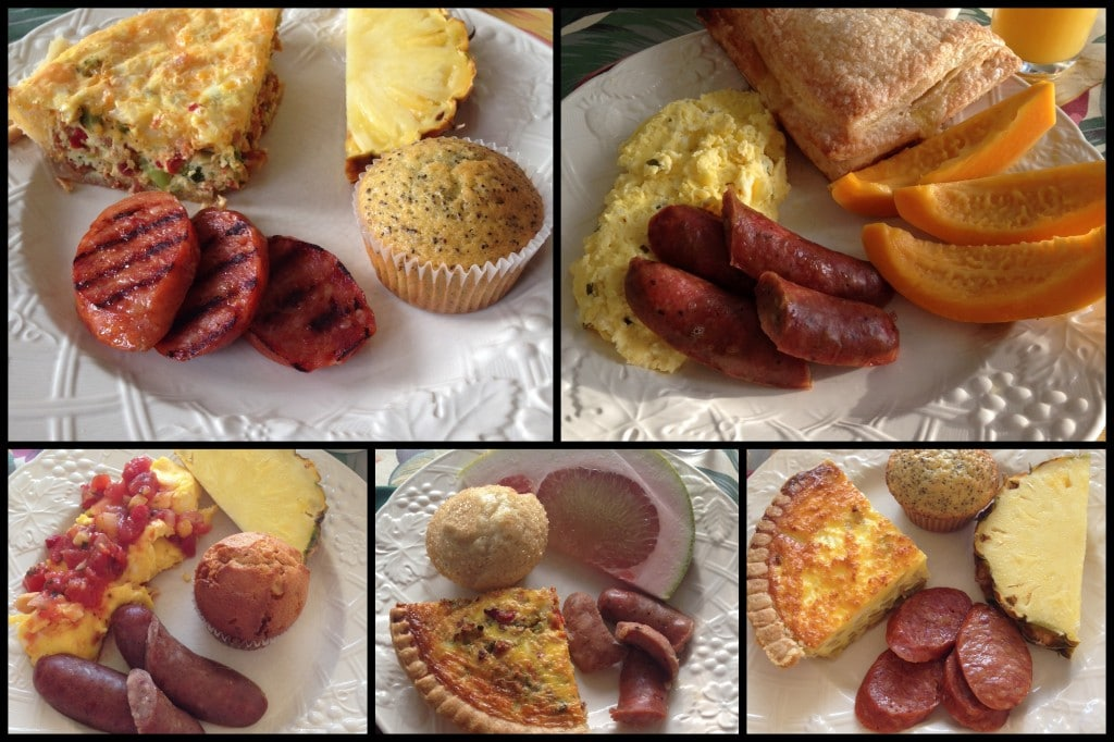 2 Breakfast