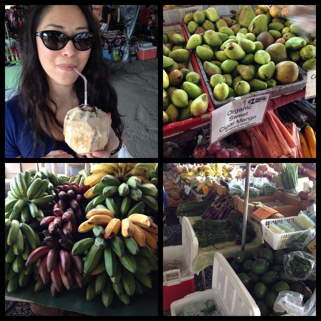 4 Farmers market
