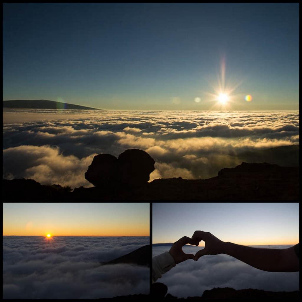 8 Mauna kea sunset
