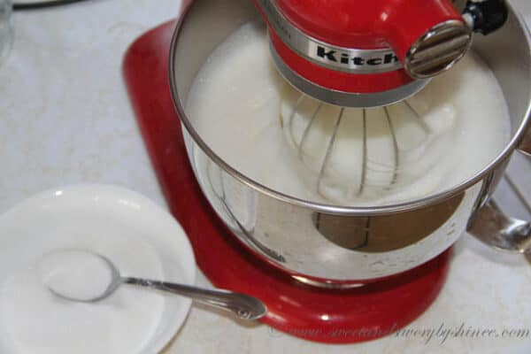 Angel Food Cake- Step 5