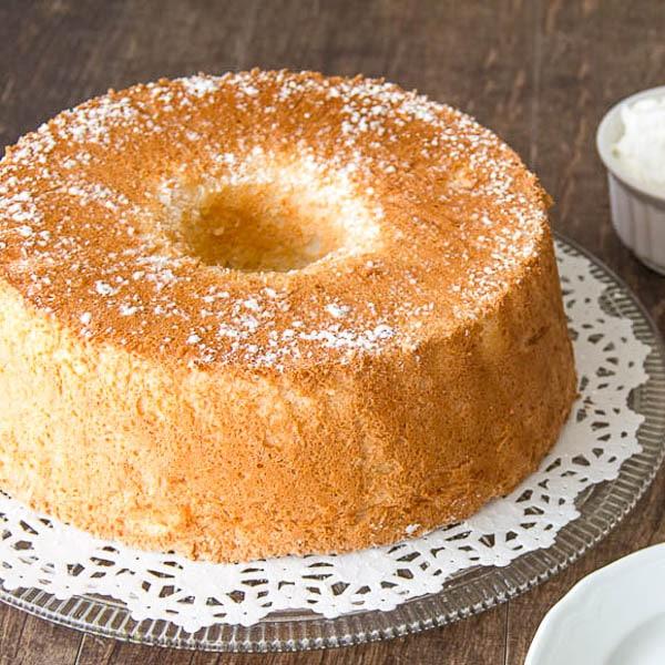 Berry Glaze For Angel Food Cake