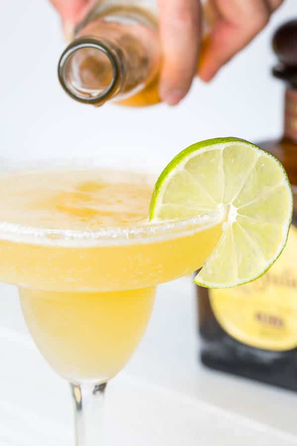 A batch of coronarita is a must-have party drink for Cinco de Mayo. You may even need to triple the recipe to keep up with demand!
