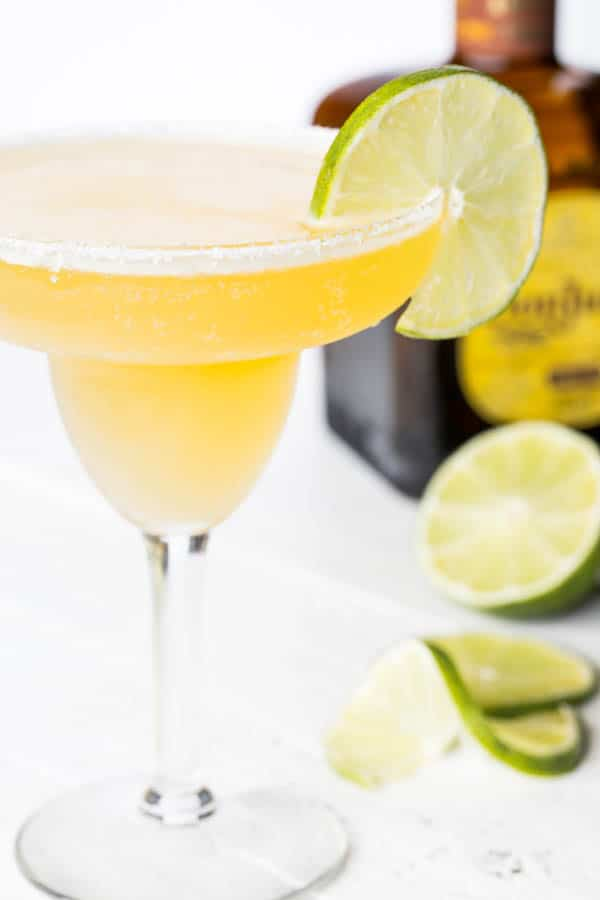 A batch of frozen beer margarita is a must-have party drink for Cinco de Mayo. You may even need to triple the recipe to keep up with demand!