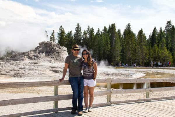 Yellowstone NP ~Sweet and Savory by Shinee