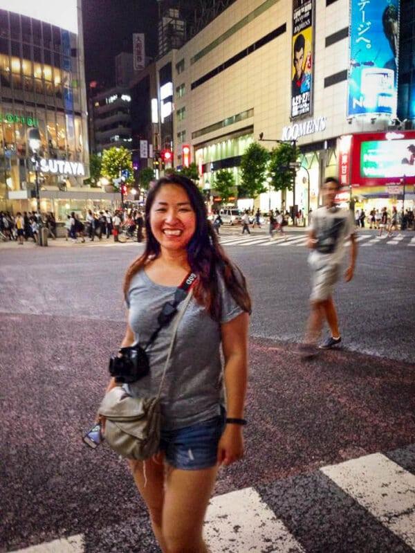 Shibuya crossing, Tokyo, Japan ~Sweet and Savory by Shinee