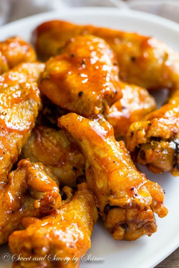 Sticky, messy, and absolutely irresistible, these Jamaican jerk chicken wings are baked to crisp perfection and tossed in your favorite jerk sauce.