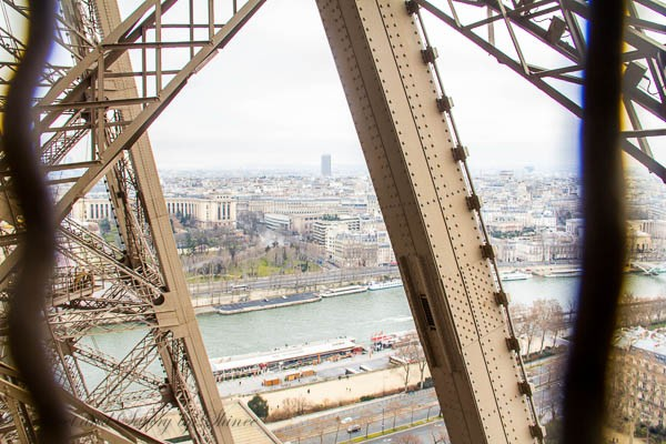 Travel Photo Journal- Paris- Eiffel Tower
